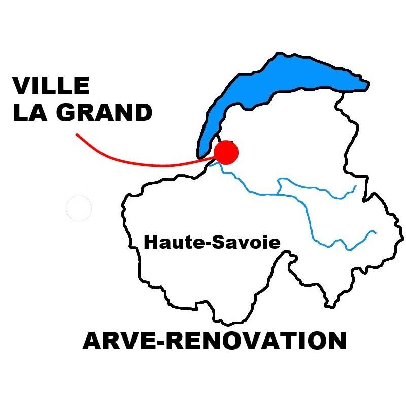 Habitat Annemasse Ville La Grand